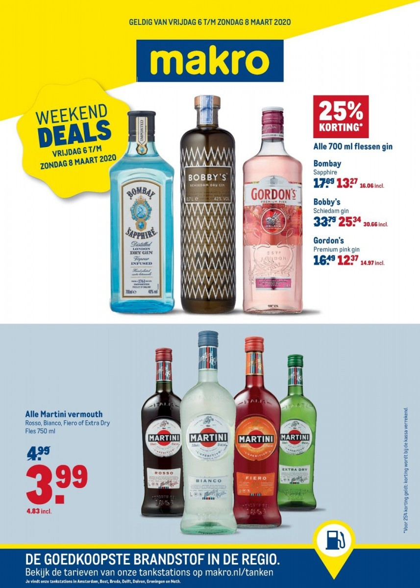 Makro Weekend Deals Folder 06.03.2020 - 08.03.2020