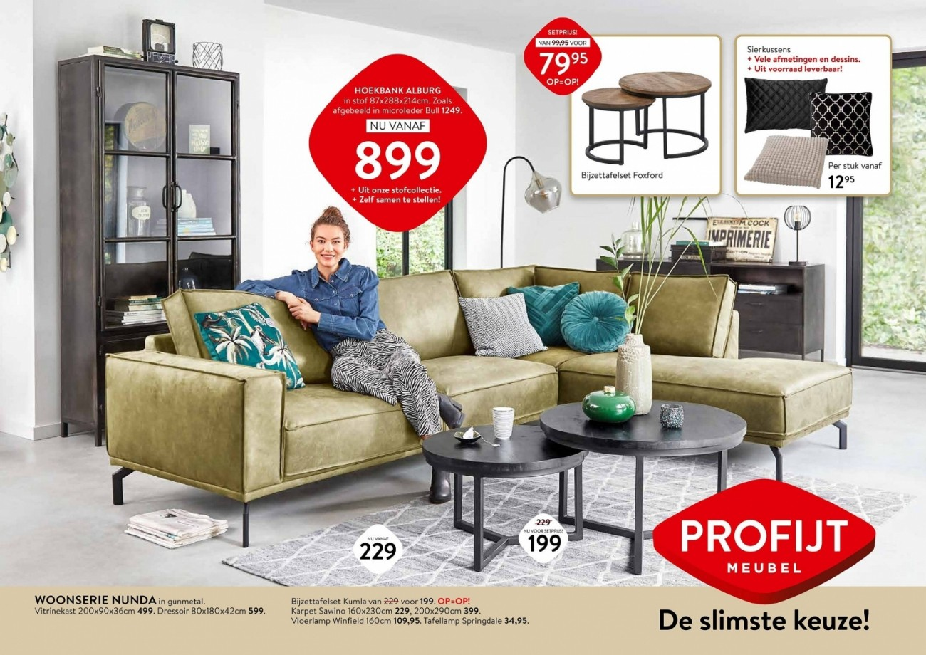 Profijt Meubel Folder 25.09.2020 - 04.10.2020