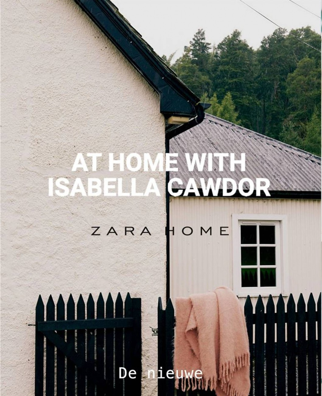 Zara Home Folder 23.09.2020 - 23.11.2020 - at home with Isabela Cawdor