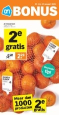Albert Heijn Folder 11.01 - 17.01.2021 - AH Folder Week 2