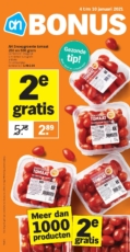 Albert Heijn Folder 04.01 - 10.01.2021 - AH Folder Week 1